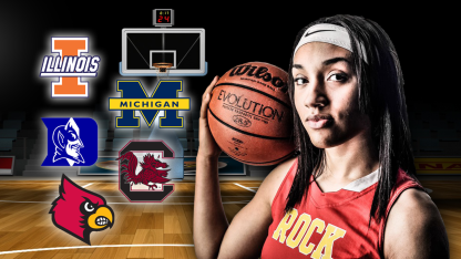 Brea Beal College Choices