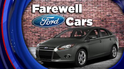 Farewell Ford Cars
