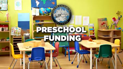 Galesburg Preschool Funding