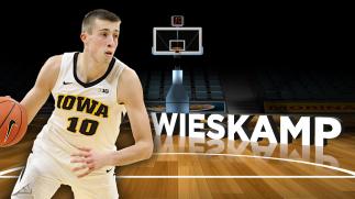 Joe Wieskamp IOWA