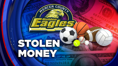 Mercer County Stolen Money